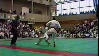 Кекусинкай каратэ. 4-ый Чемпионат Мира. Ч 2