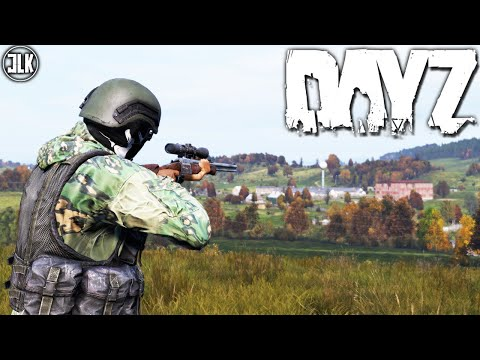 DAYZ | Conquering the Town! (Squad Wipe)