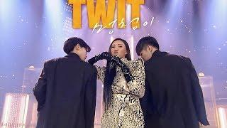 Hwasa - Twitㅣ화사 - 멍청이 [SBS Inkigayo Ep 991]