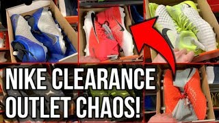NIKE CLEARANCE OUTLET INSANITY! *THEY HAVE EVERYTHING*