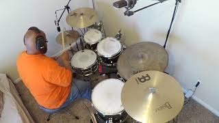 Donnie McClurkin - We Are Victorious ft. Tye Tribbett (Drum Cover)