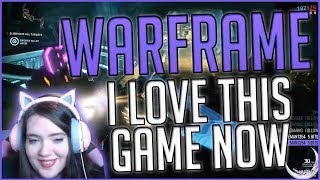 I LOVE This Game Now | Warframe #3
