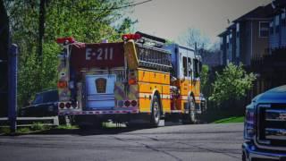 Catasauqua Vol  Fire Dept 2016 Halfway point