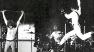 The Who /// Aarhus, September 21, 1970