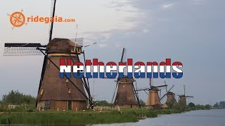 Ep 74 - Netherlands - Motorcycle Trip Around Europe