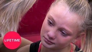 Dance Moms: Maesi's Nerves Make Her Sick  Season 7 Flashback    Lifetime