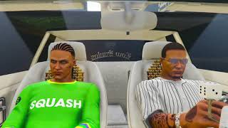 GTA 5 Hood Dad: Ep.1: Father and Son bonding/ Jr learns how to Shoot | RJsoLit