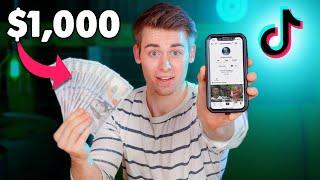 Monetize Your TikTok Account (7 Ways To Make $1000)