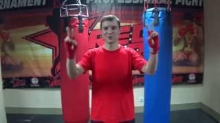 Антон Гализдра. Отзыв о тренировках по тайскому боксу