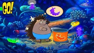 Forestry Лесные животные Обучающий игровой Мультфильм для детей на Русском Языке