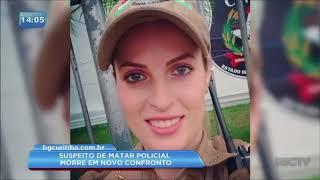 Adolescente suspeito de matar policial de Santa Catarina morre em confronto