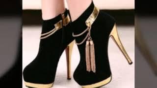 أحدث صيحات الموضة في أحذية شتاء 2019 ????????