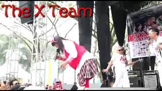 # VIRAL,.. X Team Band Humor Fenomenal Via Valet