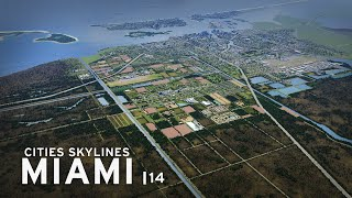 The Everglades | Cities Skylines: Miami 14
