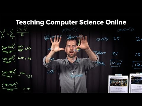 Teaching Computer Science Online