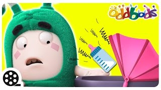 Oddbods | Bossy Baby | Babysitting With Zee | Funny Cartoons For Children