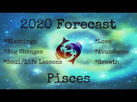 Pisces ~ Venus blesses your relationships & money! ~ 2020 Tarot Forecast