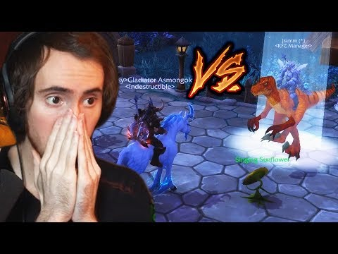 Asmongold LOSES a Mount Off For The FIRST TIME EVER?!?