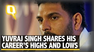Yuvraj Singh & His Father Have Heart-to-Heart Talk on His Career    The Quint