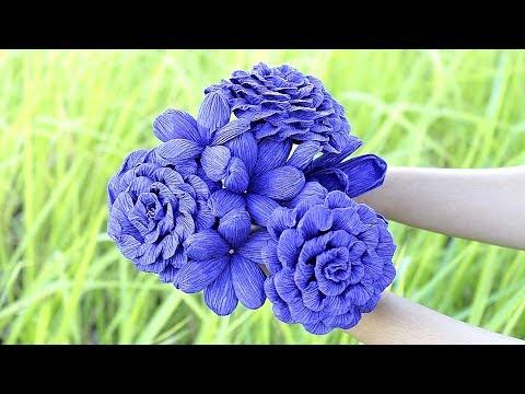 Origami Blumen - Blütenpracht für das ganze Jahr