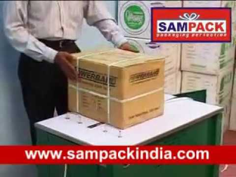 Sampack Low Table Strapping Machine