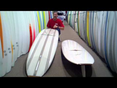Robert August Classic Longboards Reviewed