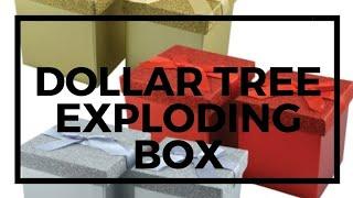DIY Exploding Box | Valentines Day Gift | Jessica Sunshine