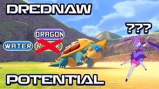 Drednaw  - (Pokémon) - DREDNAW POTENTIAL OU DRAGON?! POKÉMON SWORD & SHIELD