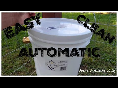 , title : 'Easy, Clean, and Automatic Water for Your Chickens