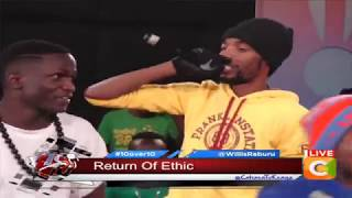 Ethic - The Lamba Lolo crew Live #10Over10