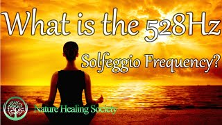 528 Hz Known as the Love Frequency 💞 What is the Famous 528Hz Solfeggio Healing Frequency?
