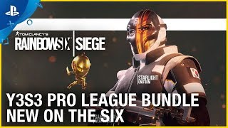 Rainbow Six Siege: Y3S3 Pro League Bundle - New on the Six | PS4