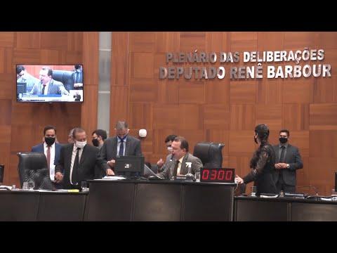 ALMT debate PEC para liberação de emendas, recursos para times de futebol e criação de CPI