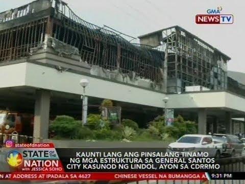 [GMA]  SONA: Ilang empleyado ng Gaisano mall, pila-pila sa paghingi ng tulong