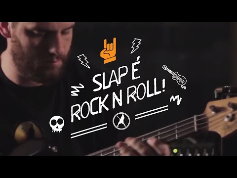 Prof. Maurício Escher - Groove de Slap no Rock