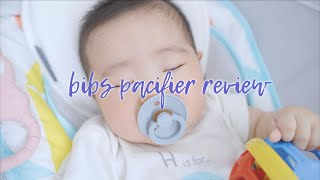 Bibs Pacifier Review (Why We Chose Natural Rubber Pacifier - MUST Know About Silicone Pacifier!!!)