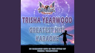 Where Are You Now (Karaoke Version In the Style of Trisha Yearwood)