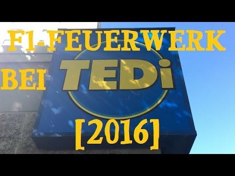 Kat.1 bei Tedi 2016 + Test der Artikel