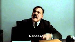Hitler is informed of the Wii U