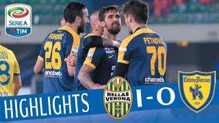 Hellas Verona - Chievo 1-0 - Highlights - Giornata 28 - Serie A TIM 2017/18