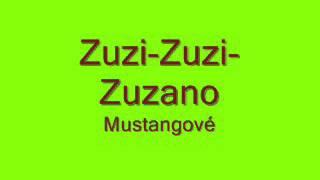Zuzi-Zuzi.Zuzano.
