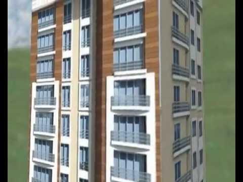 Sky Towers Ataşehir Videosu