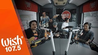 "Ney Dimaculangan performs ""Aaminin"" LIVE on Wish 107.5 Bus"