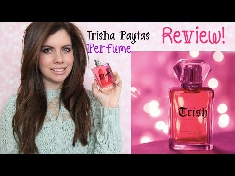 {Review} Trish Perfume by Trisha Paytas & Giveaway! (Closed)