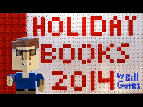Gift Guide: Bill Gates' Favourite Books Of 2014 Are The Smart Gifts For The Holidays