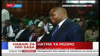 Both parties, KNUT and TSC ordered to appear before conciliators on 3rd January 2019 for talks