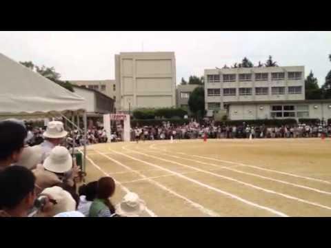 6/2運動会 齋藤 竜馬 徒競走80m