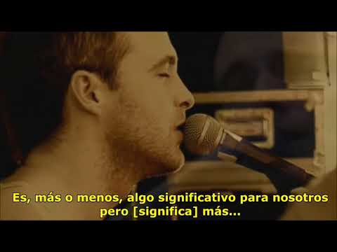Travis - More Than Us (Live) | Subtitulada al español (Traducida)