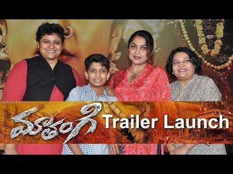 Mathangi Movie Team Pressmeet