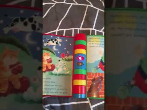 Carticica de activitati, Nursery Rhymes Book